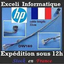Connecteur dc jack cable wire dw169 HP COMPAQ PRESARIO CQ40 G40 CQ45 G45