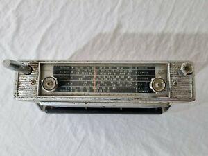 "EJ EH Holden Astor 8 Transistor Radio (Damaged) ""Please Read Description"""