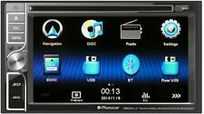 "Media Station Led digital panel 6,2"" Bluetooth GPS module built-in Detachable P"