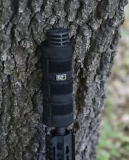 Blowout Sale Subtac suppressor Cover 6 inch black fits silencerco Silencer