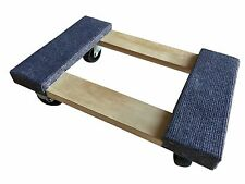 FURNITURE MOVING DOLLY 12'' x 18'' MOVERS HEAVY DUTY CASTER APPLIANE PROFESSIONA