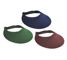 Intrepid International Equivisor Cotton Helmet Visor (Navy)