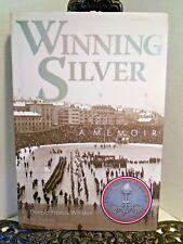SIGNED 1952 Olympic ICE Hockey Winning Silver Medal Winner Donald Whiston HBDJ