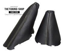 For Land Rover Freelander LR2 06-14 Manual Gear Ebrake Gaiter Perforated Leather