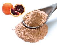 200g Blood Orange Powder, Fruit Powder Smoothies Juice Lollies Jelly Shakes Cake