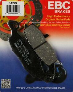 EBC - FA229 - Organic Brake Pads