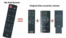 NEW Replaced VIZIO Sound Bar Remote Control for All Vizio Sound bar Home Theater