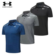 2020 Under Armour Golf Sports Polo Shirt Mens Smooth Shirts Tops