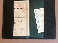 MONTRE ROLEX SA GENEVE 65's Garanzia Internazionale+COSC 65's Wallet Cuoio Raro