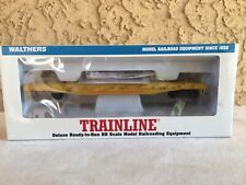 Walther's Train Line Ho Scale Flatcar Union Pacific New