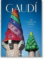 Gaudí : The Complete Works, Hardcover by Zerbst, Rainer; Gossel, Peter, Like ...