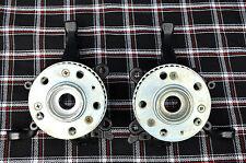 VW Golf 3 VR6 Radlagergehäuse Achsschenkel L+R GTI 5x100 Corrado Passat ABS 16v