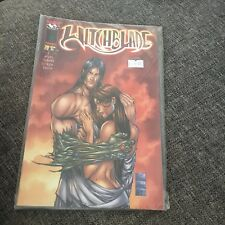 TOP COW. WITCHBLADE COMIC. J.D. SMITH. FEB 20, 1997