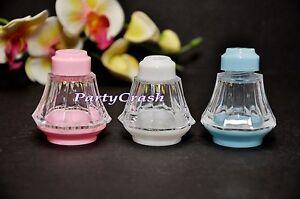 40 PCS Mini Plastic Salt Shaker Wedding Baby Shower Birthday Baptism Party Favor