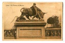 CPA-Carte postale- Belgique -  Liège - Le taureau de Mignon - 1940 (CP234)