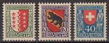 Schweiz Mi.Nr. 172-174 Pro Juventute postfrisch Mi.Wert 35€ (6527)