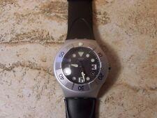 Men's Swatch Irony Scuba 200 Aluminum Swiss V8 Divers Watch...Nice & Running