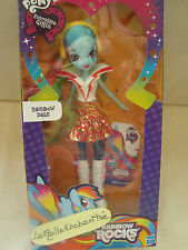 POUPEE PETIT PONEY RAINBOW DASH RAINBOW ROCKS HASBRO A6775 DOLL LITTLE PONEY