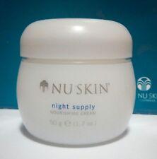 4X Nu Skin Night Supply Nourishing Cream Moisturizer.**New** Exp. 12/2020