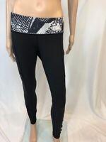 Lululemon Athletica Women's Leggings Pants Activewear Black Gym Yoga Low Rise 6