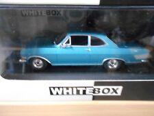 OPEL Rekord B Coupe 1965 türkis petrol met. grün RAR IXO White Box 1:43
