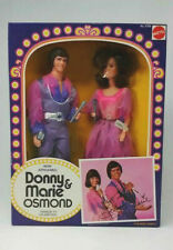 Donny And Marie Osmond Doll 2 Pack 1976 Mattel