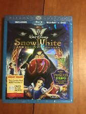 Snow White & the 7 Dwarfs (Blu-ray/DVD, Diamond Edition)