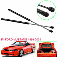 Vehicle Rear Tailgate Gas Lift Support Trunk Struts For Ford MUSTANG 1999-2004x2