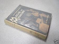 MAGIE ET MEDECINE JEAN CHRISTIAN BAYLE LA TABLE RONDE 1953 *