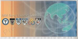 SINGAPORE MNH STAMP SET PACK 2005 UNIVERSITY EDUCATION 100 YEARS SG 1466-1469