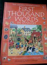 H. AMERY - First Thousand Words in Spanish: With ** Brand New **