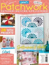 Lena´s Patchwork 45/2015 - innovative Ideen