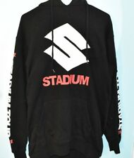Black Justin Bieber Stadium Hoodie
