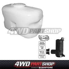 Wiper Washer Bottle / Pump - Suzuki Sierra SJ40 SJ50 SJ70 SJ80 Maruti MG410