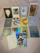 Lot of 14 Assorted Hallmark Greeting Cards, NEW OLD STOCK, w/ envelopes