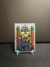2020 Panini Mosaic Stained Glass #10 Russell Wilson