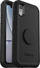 OtterBox Otter + Pop Defender Series Case for iPhone XR Black
