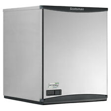 Scotsman Nh1322w 32 22 Water Cooled Nugget Style Ice Maker 1242 Lbsday