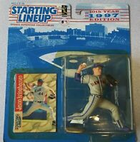 1997 Starting Lineup Jason Isringhausen NY Mets
