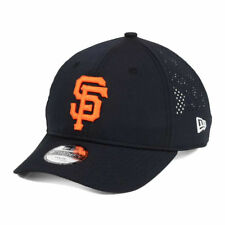 San Francisco Giants MLB Youth Performance Adjustable Baseball Cap Hat Kid's SF