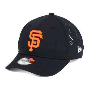 San Francisco Giants MLB Youth Performance Adjustable Baseball Cap Hat Kid's SF
