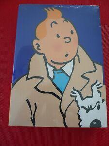 NEUVF SOUS BLISTER - Coffret intégrale les aventures de Tintin, 7 DVD.