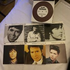Cliff Richard, All 127 Solo Singles on 6 CDs!! Set