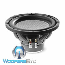 "FOCAL SUB 25A4 10"" SVC 400W FIBERGLASS PERFORMANCE ACCESS SUBWOOFER SPEAKER NEW"