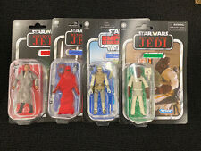 Star Wars Vintage Collection VC105 Admiral, Royal Guard, Luke, Han Hoth IN HAND