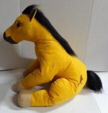 "Spirit Stallion of the Cimarron Horse Plush 23"" Beverly Hills Teddy Bear Company"