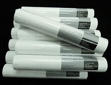 18087-10) 12 Rollen Vinyltapeten feine Putzstruktur Tapete weiss für Wand +Decke