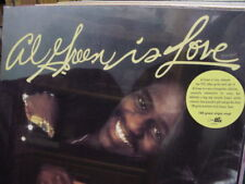 AL GREEN IS LOVE RARE 180 Gram FACTORY Sealed OUT OF PRINT 2006 ISSUE LP