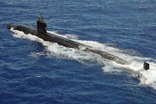 U.S. Navy Submarine At Rimpac 2014 12x18 Silver Halide Photo Print