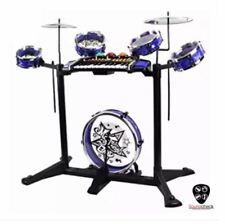 Soundcheck My Super Brand 2 in 1 Musical Play set with drum and piano